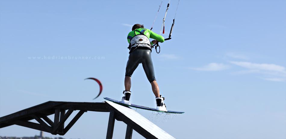 Photos de kitesurf à guérande