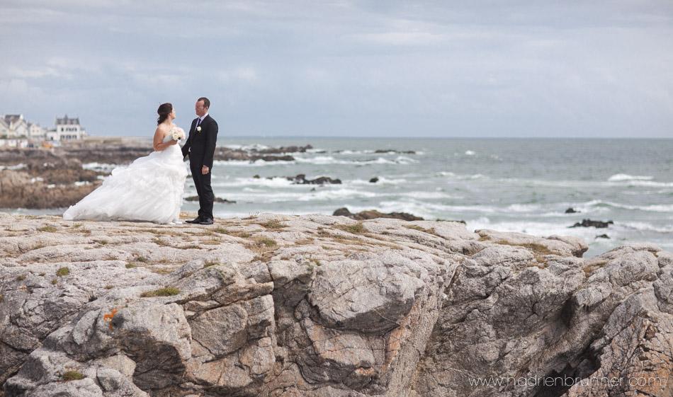 Photographe de Mariage  Au Croisic - Séance de couple