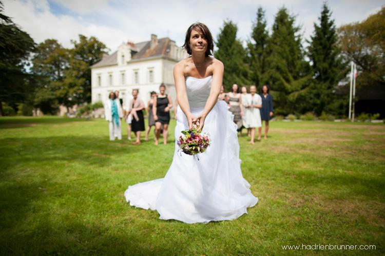photographe mariage la baule nantes loire atlantique - Chateau Mariage Loire Atlantique