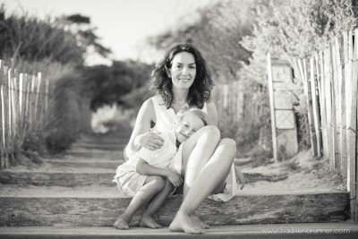 Séance-mere-fils-photographe-la-baule