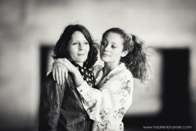 Séance photo mere et fille Saint-Nazaire