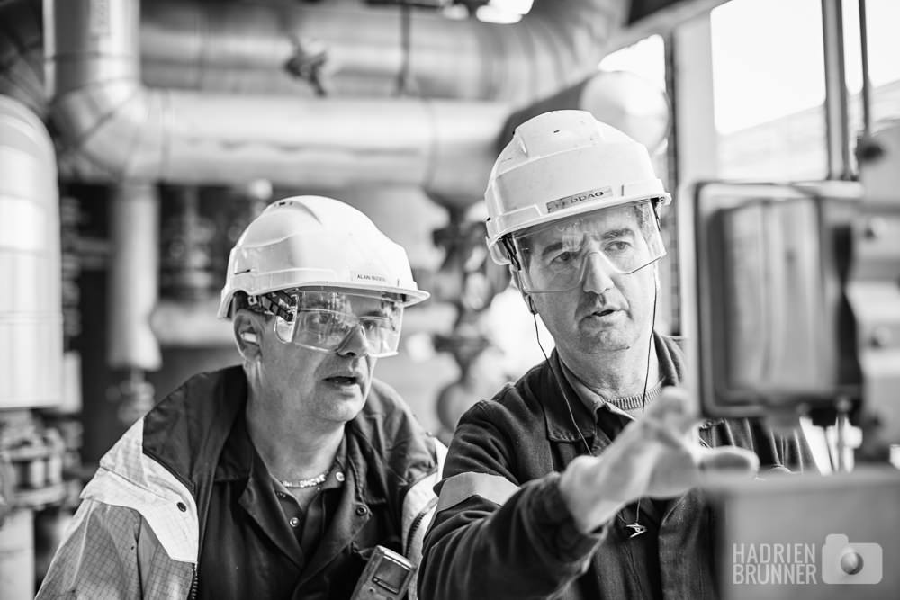 Portraits Entreprise industrielles Saint-Nazaire Nantes