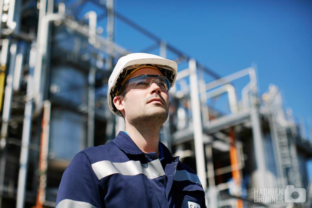 Reportage photo Loire-atlantique industriel