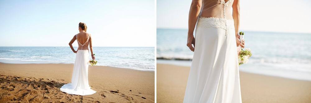 Mariage plage for Robes pour un mariage sur la plage