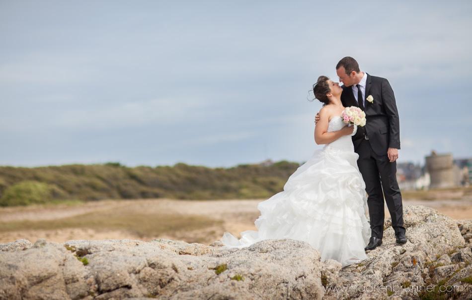 Mariage au Croisic - Côte sauvage