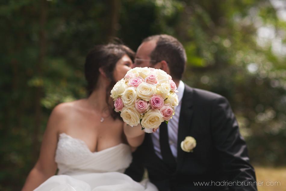 Photographie Mariage au Croisic - séance de couple à Pen Avel