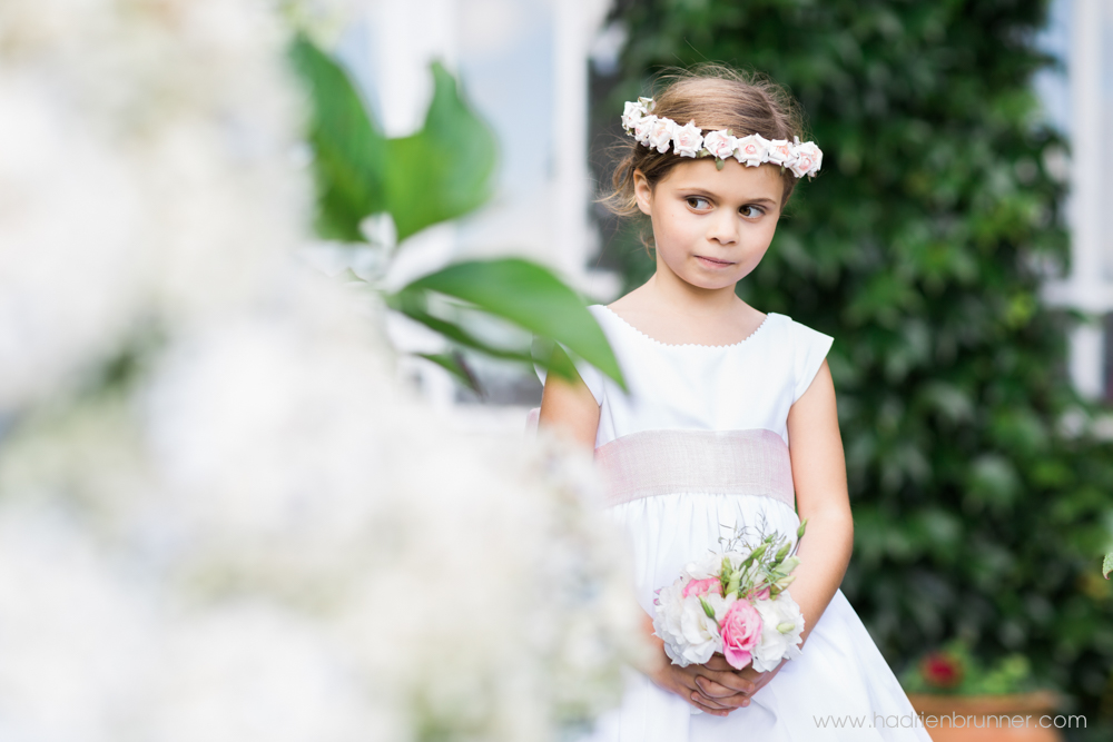 Photographe La Baule enfant Mariage