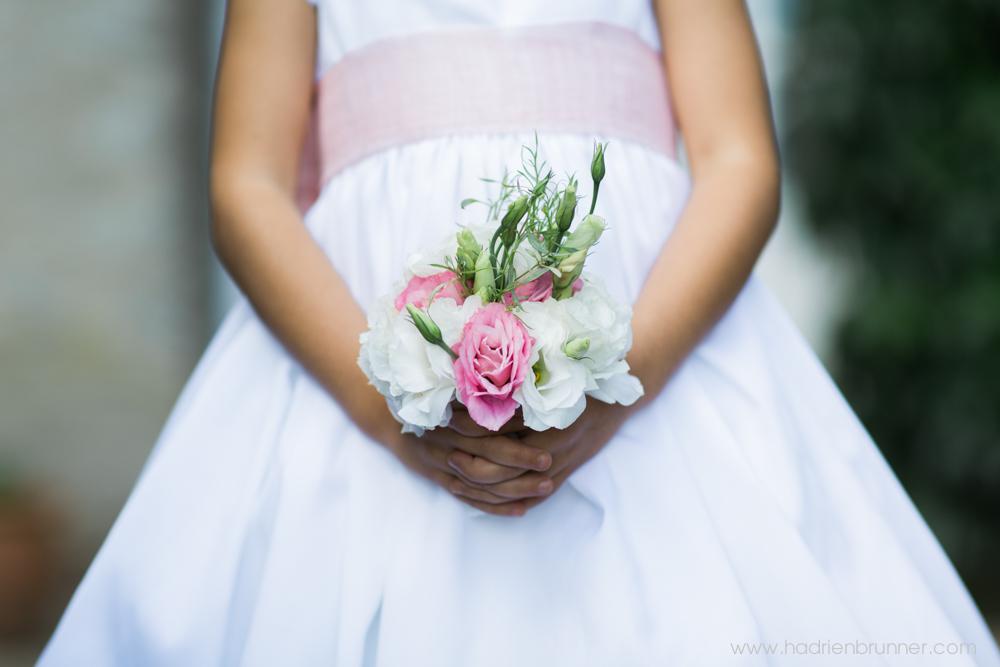 Photographe Mariage Loire-atlantique Bretagne bouquet