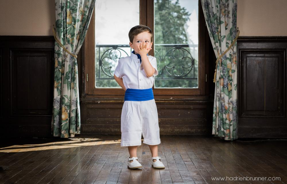 Reportage photo Vannes place dauphine enfants