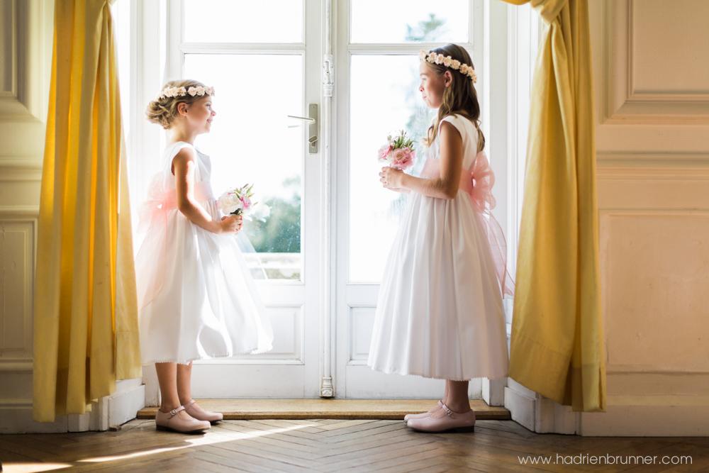 Shooting photo Bretagne enfant Mariage