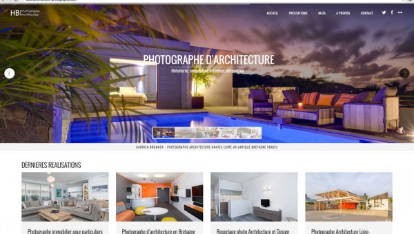Shooting Architecture Loire-Atlantique Nantes