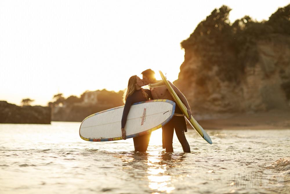 Séance photos pour les couples sur la côte - Photographe Pornichet Hadrien BRUNNER